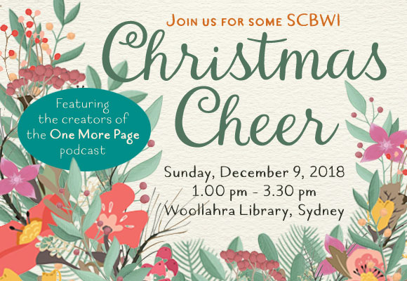 Christmas In Australia Book.Australia East New Zealand Scbwi Sydney Christmas Party