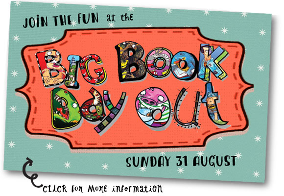The Children's Book Council of Australia—NSW Branch presents the Big Book Day Out. Free for all the Family. Sunday 31 August 10-2.30pm NSW Writers' Centre, Callan Park, Rozelle Join the fun of a Book Launch, see some illustrators in action, relax in the story tent, try your hand at craft and dress up for the book parade. Have a book signed and chat to an author. There's face-painting and a jumping castle, and great coffee, cakes and BBQ treats on-hand to buy. Plus prizes to be won on the day. Bring a picnic rug and your fave books to be signed.